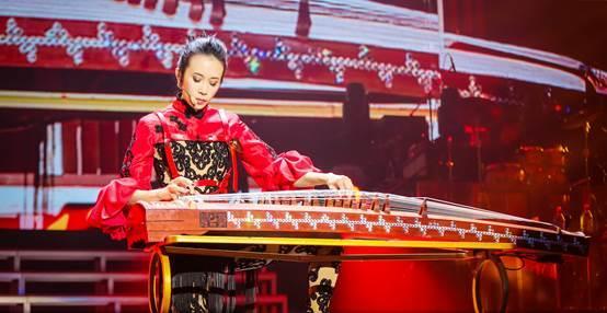 绝色莫文蔚2019世界巡回演唱会上海站