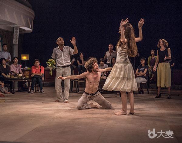 2018年第六届乌镇戏剧节《客厅》