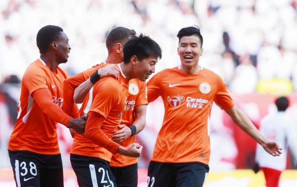 北京人和2019赛季中超联赛季卡