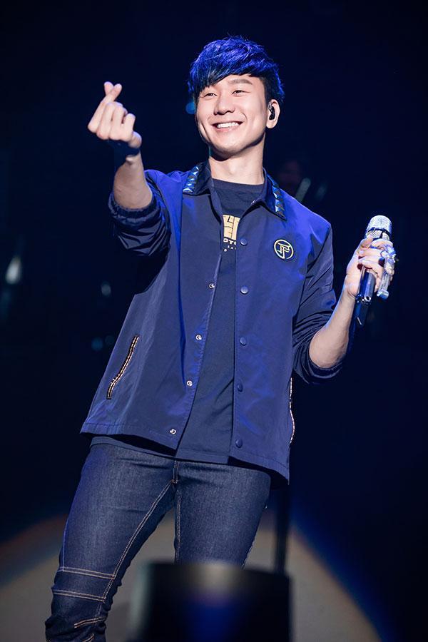 JJ 林俊杰《圣所2.0》世界巡回演唱会 襄阳站