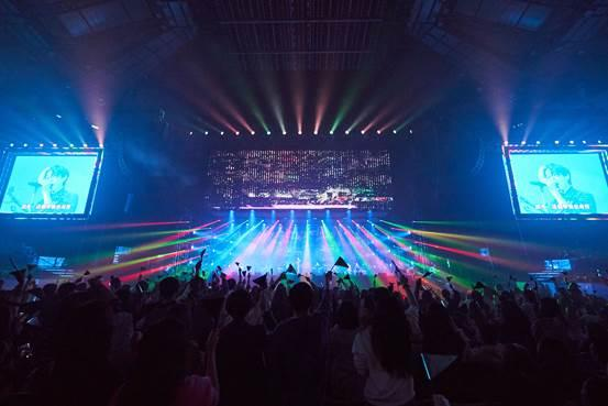 2019林宥嘉idol世界巡回演唱会-上海站