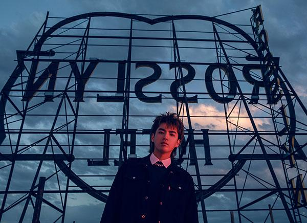 天·地·东·西·ALIVE TOUR 吴亦凡2019巡回演唱会-重庆站