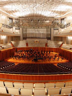 国家大剧院迎钟声新年音乐会