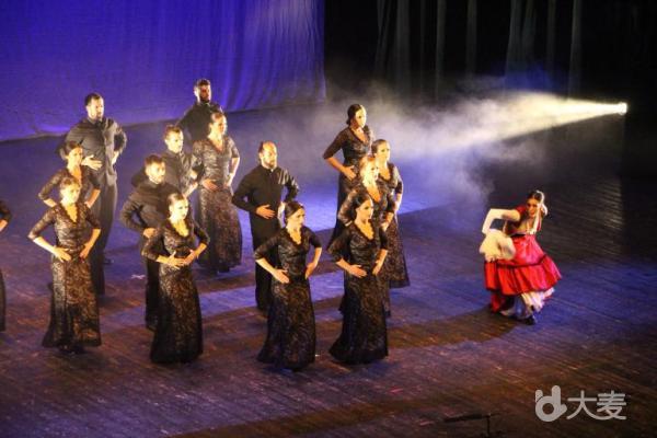 新年贺岁2019西班牙弗拉门戈经典舞剧《卡门》全球巡演成都站