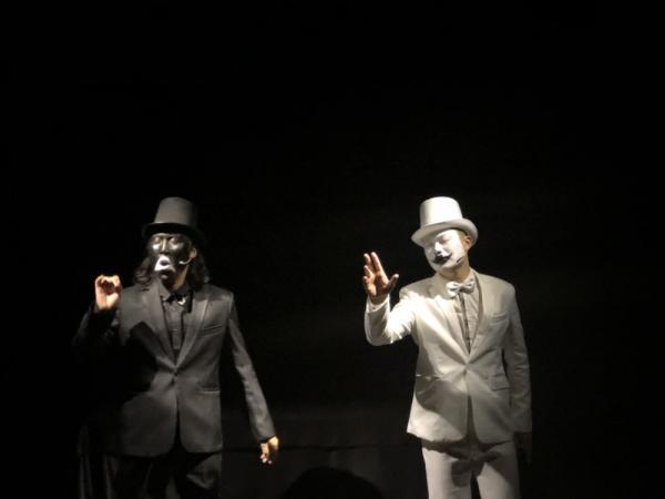 禾空间小剧场原创惊悚爆笑舞台剧——《goodbye旅行社之黑白先生》