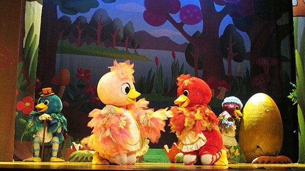 合肥·3月大型励志舞台剧《丑小鸭》