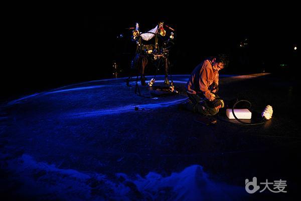 2018年第六届乌镇戏剧节《小王子之风沙星辰》
