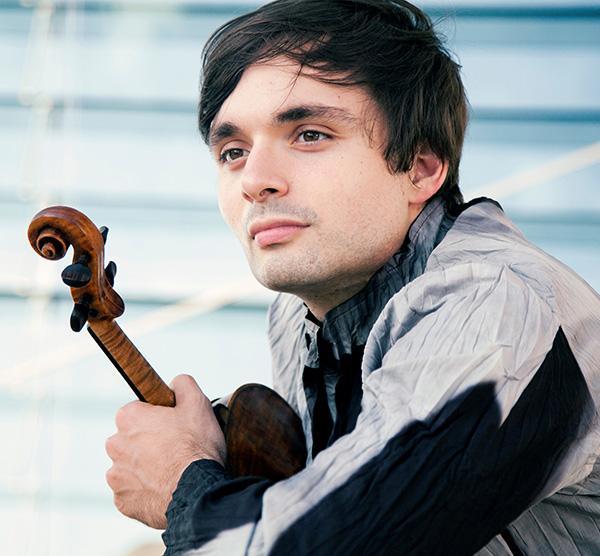 """走进大剧院——汉唐文化国际音乐年 """"致敬贝多芬 - 西班牙小提琴家弗朗西斯科·弗亚纳""""音乐会"""