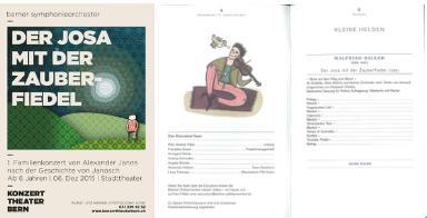 乔萨和魔法小提琴 世界绘本大师情境趣味音乐会