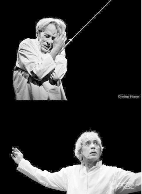 法国经典默剧独角戏《无声世界四十年》