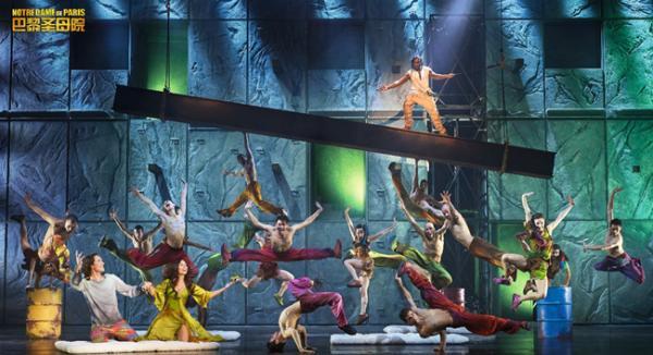 【西安站】法语原版音乐剧《巴黎圣母院》