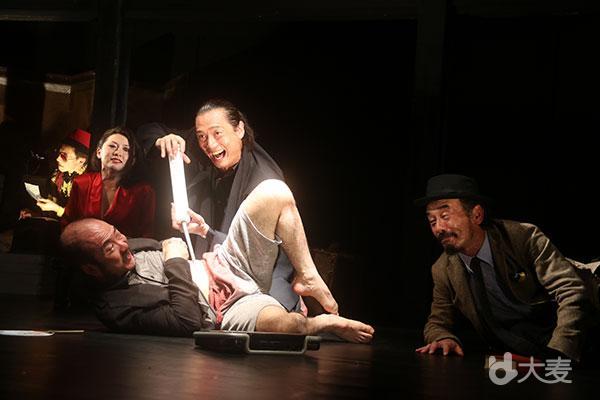 2018年第六届乌镇戏剧节《北国之春》