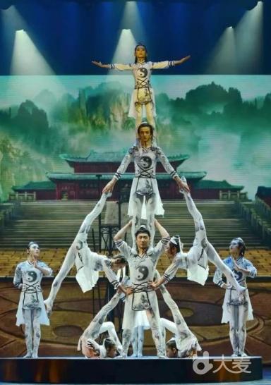 中国杂技团新编大型杂技神话剧《哪吒》