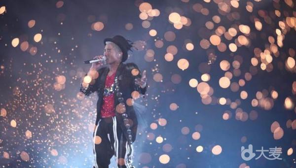 """郭富城""""舞林密码""""世界巡回演唱会2018—广州站"""