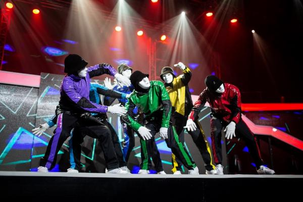 Jabbawockeez - true to yourself 面具舞团 – 真.舞者