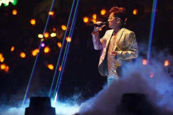 谭咏麟银河岁月40载巡回演唱会2019-北京站 ENCORE