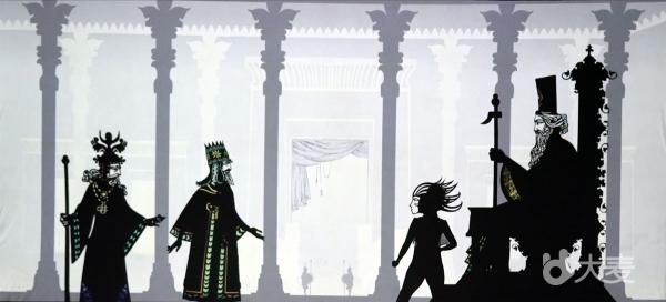 [Lotus Lee未来戏剧]世界史诗级奇幻真人科技影戏《火之羽》 Feathers of Fire