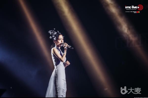 2018张韶涵重庆演唱会时间、地点、门票
