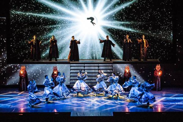 迈克尔·弗莱利《王者之舞》