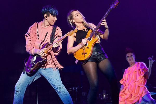 JJ 林俊杰《圣所2.0》世界巡回演唱会 贵阳站
