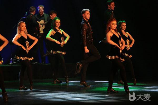 Irish Traditional Tap Dance: Celtic Legends - Damai.cn
