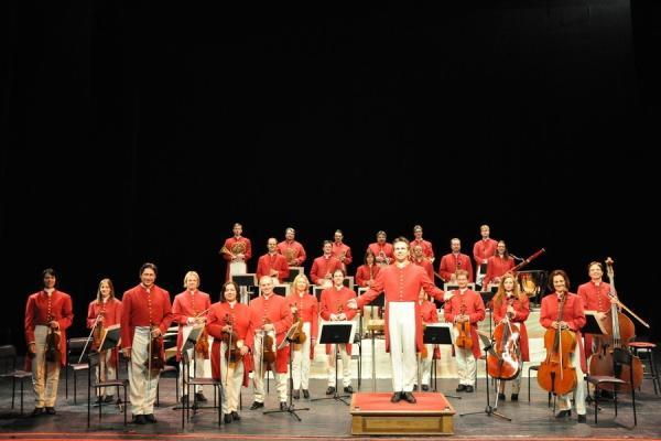 维也纳约翰施特劳斯乐团上海新年音乐会