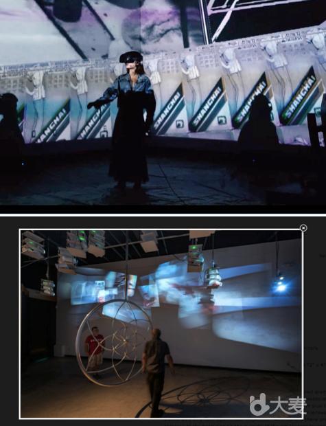 Xcelerator超级对撞十次方·小米•时代艺术科技大展 时代美术馆十周年特展