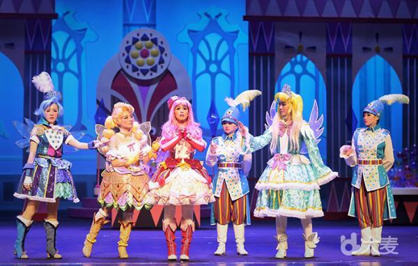 八喜·打开艺术之门——巴啦啦小魔仙《彩灵堡的色彩奇缘》