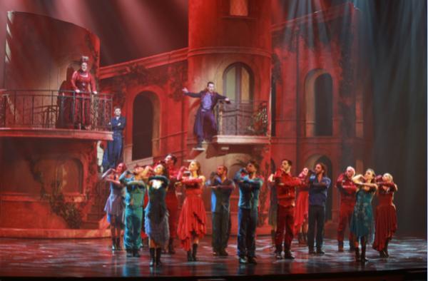 【苏州站】法语原版经典音乐剧《罗密欧与朱丽叶》