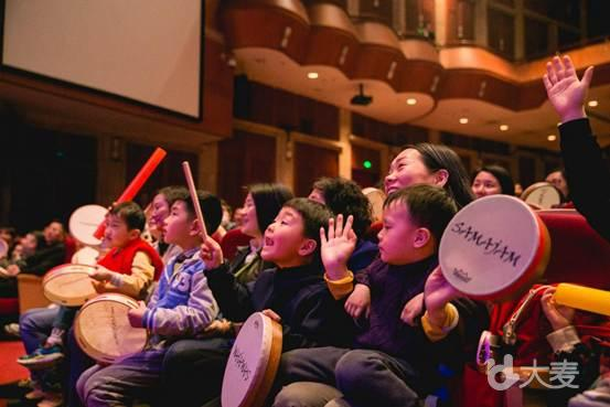 【大船文化】2018全新升级音乐启蒙教育 加拿大原版全场互动亲子剧《你是演奏家》