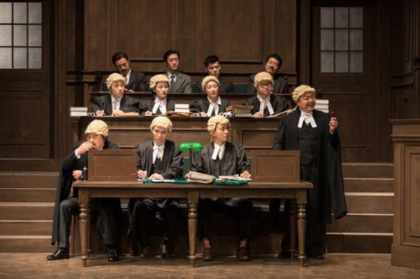 2019.8.17-18 阿加莎·克里斯蒂经典法庭大戏 《原告证人》