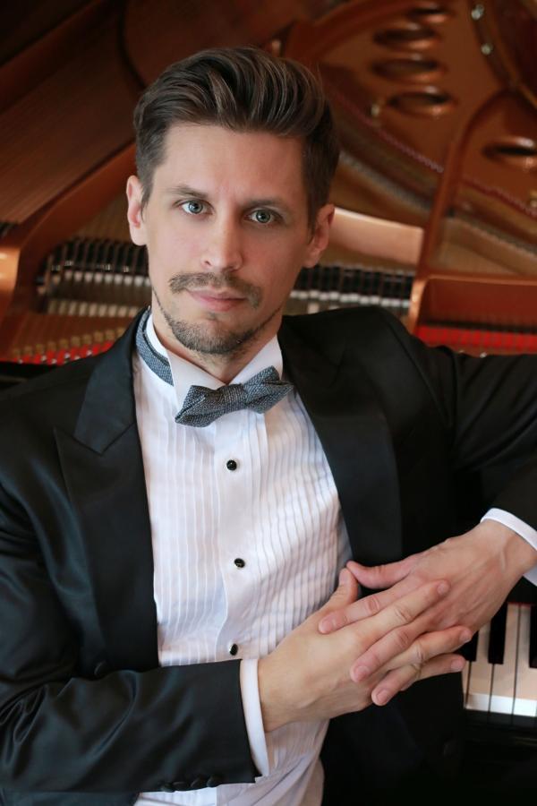 【上海站】李斯特 《但丁奏鸣曲》 与肖邦《夜曲》之夜 帕特里克·莱克纳钢琴音乐会