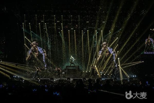 周柏豪 One Step Closer Pakho Live 2018-上海站