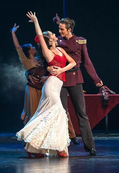 西班牙穆尔西亚舞蹈团经典弗拉门戈舞剧《卡门》