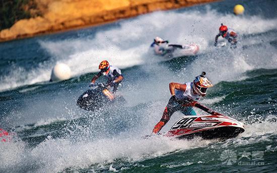 2017汉丰湖国际摩托艇公开赛报名指南(报