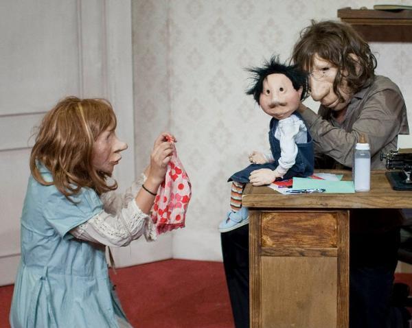 经典默剧:《安德鲁与多莉尼》——国际戏剧演出季
