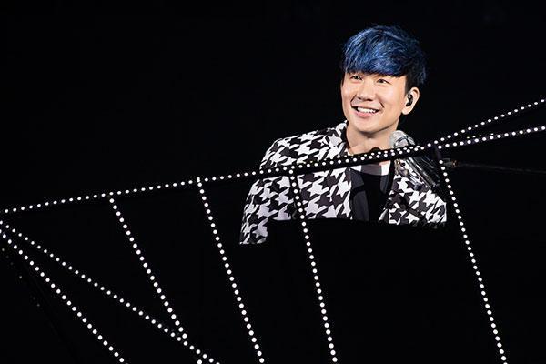 JJ 林俊杰《圣所2.0》世界巡回演唱会 苏州站