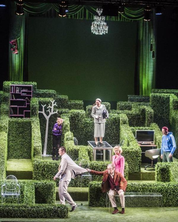 【西安站】【第九届西安戏剧节—不尽之镜】立陶宛国家话剧院《伪君子》