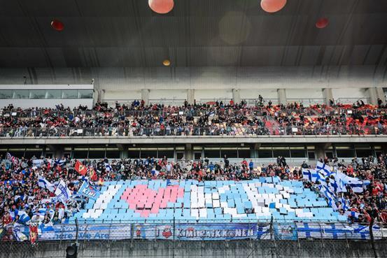 【上海站】F1 2019 FORMULA1 中国大奖赛(学生票)