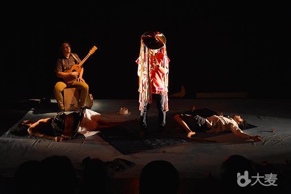 2018年第六届乌镇戏剧节《路在何方》