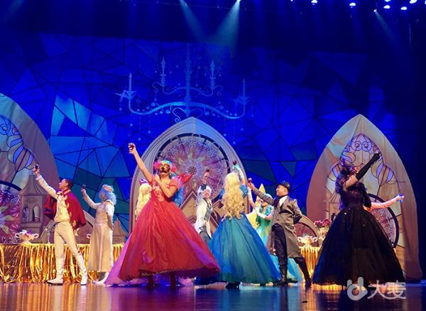 八喜·打开艺术之门——美国音乐儿童剧《小美人鱼》