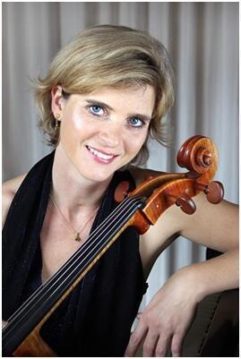 德国汉堡爱乐大提琴钢琴二重奏上海音乐会