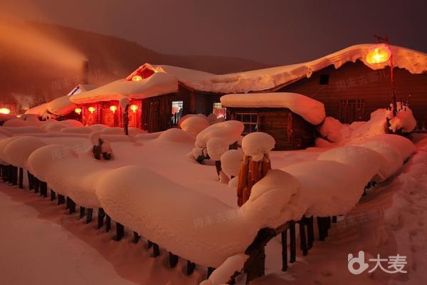 杭州城西银泰城冰雪乐园