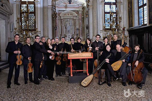 法焦利与威尼斯巴洛克乐团