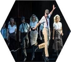 爱尔兰踢踏舞《泰坦尼克》
