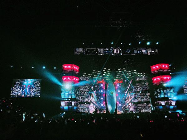 王力宏《龙的传人2060》巡回演唱会荆州站