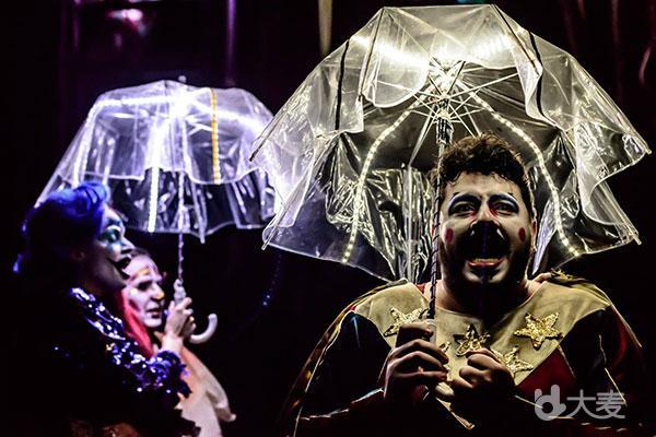 2018年第六届乌镇戏剧节《舞厅卡巴莱》