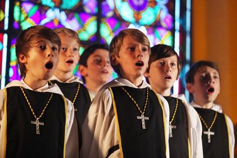 【上海站】乘着金色的翅膀 巴黎圣十字男童合唱团 暑期亲子音乐会