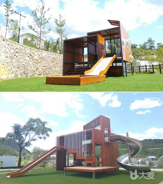 韩建翠溪谷大美儿童世界
