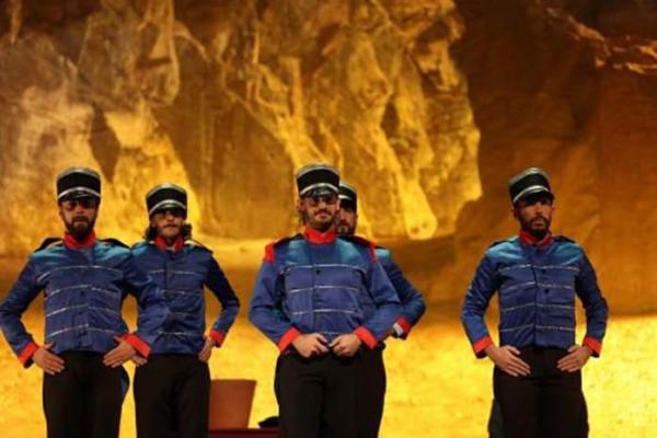西班牙经典弗拉门戈舞剧《卡门》白金版